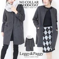 Leggy&Paggy(レギーアンドパギー)のアウター(コート・ジャケットなど)/ハーフコート