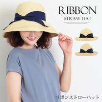 LFO(エルエフオー)の帽子/麦わら帽子・ストローハット・カンカン帽