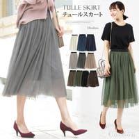 LFO(エルエフオー)のスカート/ひざ丈スカート