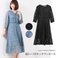 LFO(エルエフオー)のワンピース・ドレス/シャツワンピース