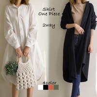 LINOFLE(リノフル)のワンピース・ドレス/シャツワンピース