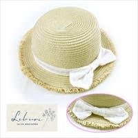 子供服Littlestars(コドモフクリトルスターズ)の帽子/麦わら帽子・ストローハット・カンカン帽