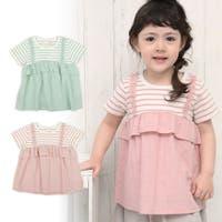子供服Littlestars(コドモフクリトルスターズ)のトップス/Tシャツ