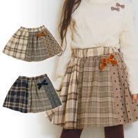 子供服Littlestars(コドモフクリトルスターズ)のスカート/プリーツスカート