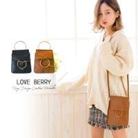 Love Berry(ラブベリー)のバッグ・鞄/ショルダーバッグ