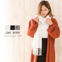 Love Berry(ラブベリー)の小物/ストール