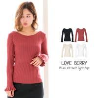 Love Berry(ラブベリー)のトップス/ニット・セーター