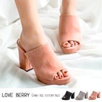 Love Berry(ラブベリー)のシューズ・靴/ミュール