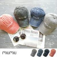 MILIMILI (ミリミリ)の帽子/キャップ