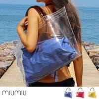 MILIMILI (ミリミリ)のバッグ・鞄/トートバッグ