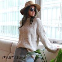 MILIMILI (ミリミリ)のトップス/ニット・セーター