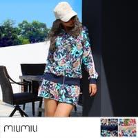 MILIMILI (ミリミリ)のスポーツウェア・フィットネスウェア/スポーツウェア・フィットネスウェア上下セット