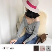 LoveTiara(ラブティアラ)のトップス/カーディガン