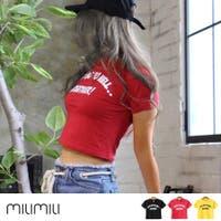 MILIMILI (ミリミリ)のトップス/Tシャツ