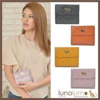 lunolumo(ルーノルーモ)の財布/二つ折り財布