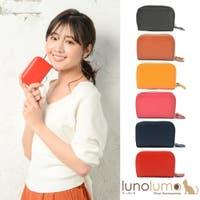 lunolumo(ルーノルーモ)の小物/パスケース・定期入れ・カードケース