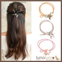 lunolumo(ルーノルーモ)のヘアアクセサリー/ヘアゴム