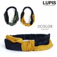 LUPIS(ルピス)のヘアアクセサリー/ヘアバンド