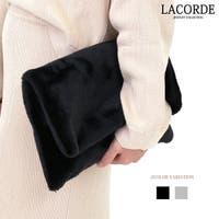 LACORDE (ラコーデ)のバッグ・鞄/クラッチバッグ