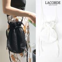 LACORDE (ラコーデ)のバッグ・鞄/カゴバッグ