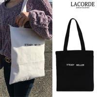 LACORDE (ラコーデ)のバッグ・鞄/トートバッグ