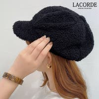 LACORDE (ラコーデ)の帽子/キャスケット