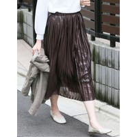 TAKA-Q(タカキュー)のスカート/プリーツスカート