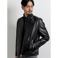 TAKA-Q MEN(タカキュー)のアウター(コート・ジャケットなど)/ライダースジャケット
