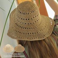 maison de LATIR(メゾンドラティール)の帽子/麦わら帽子・ストローハット・カンカン帽