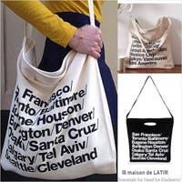 maison de LATIR(メゾンドラティール)のバッグ・鞄/ショルダーバッグ