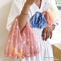 maison de LATIR(メゾンドラティール)のバッグ・鞄/エコバッグ