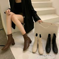 maison de LATIR(メゾンドラティール)のシューズ・靴/ショートブーツ