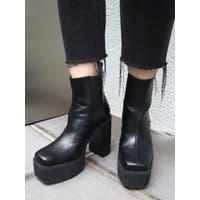 EMODA(エモダ)のシューズ・靴/サイドゴアブーツ
