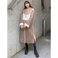 EMODA(エモダ)のアウター(コート・ジャケットなど)/ロングコート