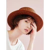 RESEXXY(リゼクシー)の帽子/麦わら帽子・ストローハット・カンカン帽