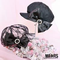 MA*RS(マーズ)の帽子/キャスケット