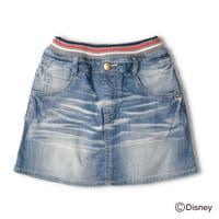 こどもの森e-shop(コドモノモリイーショップ)のスカート/デニムスカート