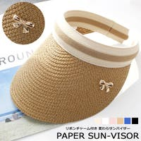 MB2(エムビーツー)の帽子/麦わら帽子・ストローハット・カンカン帽