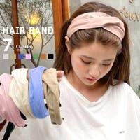 MB2(エムビーツー)のヘアアクセサリー/ヘアバンド