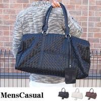 MC(エムシー)のバッグ・鞄/ボストンバッグ