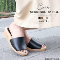 LibertyDoll(リバティードール)のシューズ・靴/ウェッジソール