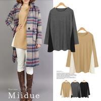 MiiDUE(ミイデューエ)のトップス/カットソー