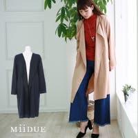 MiiDUE(ミイデューエ)のトップス/カーディガン