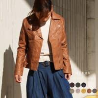 MiiDUE(ミイデューエ)のアウター(コート・ジャケットなど)/ライダースジャケット