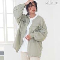 MiiDUE(ミイデューエ)のアウター(コート・ジャケットなど)/ブルゾン
