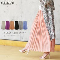 MiiDUE(ミイデューエ)のスカート/プリーツスカート