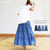 MiiDUE(ミイデューエ)のスカート/デニムスカート