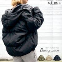 MiiDUE(ミイデューエ)のアウター(コート・ジャケットなど)/ダウンジャケット・ダウンコート
