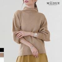 MiiDUE(ミイデューエ)のトップス/ニット・セーター