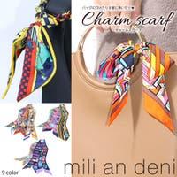 mili an deni(ミリアンデニ)の小物/スカーフ